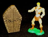 Masters Of The Universe 200X: He-Man - Burger King Kids Meal Toy - Complete